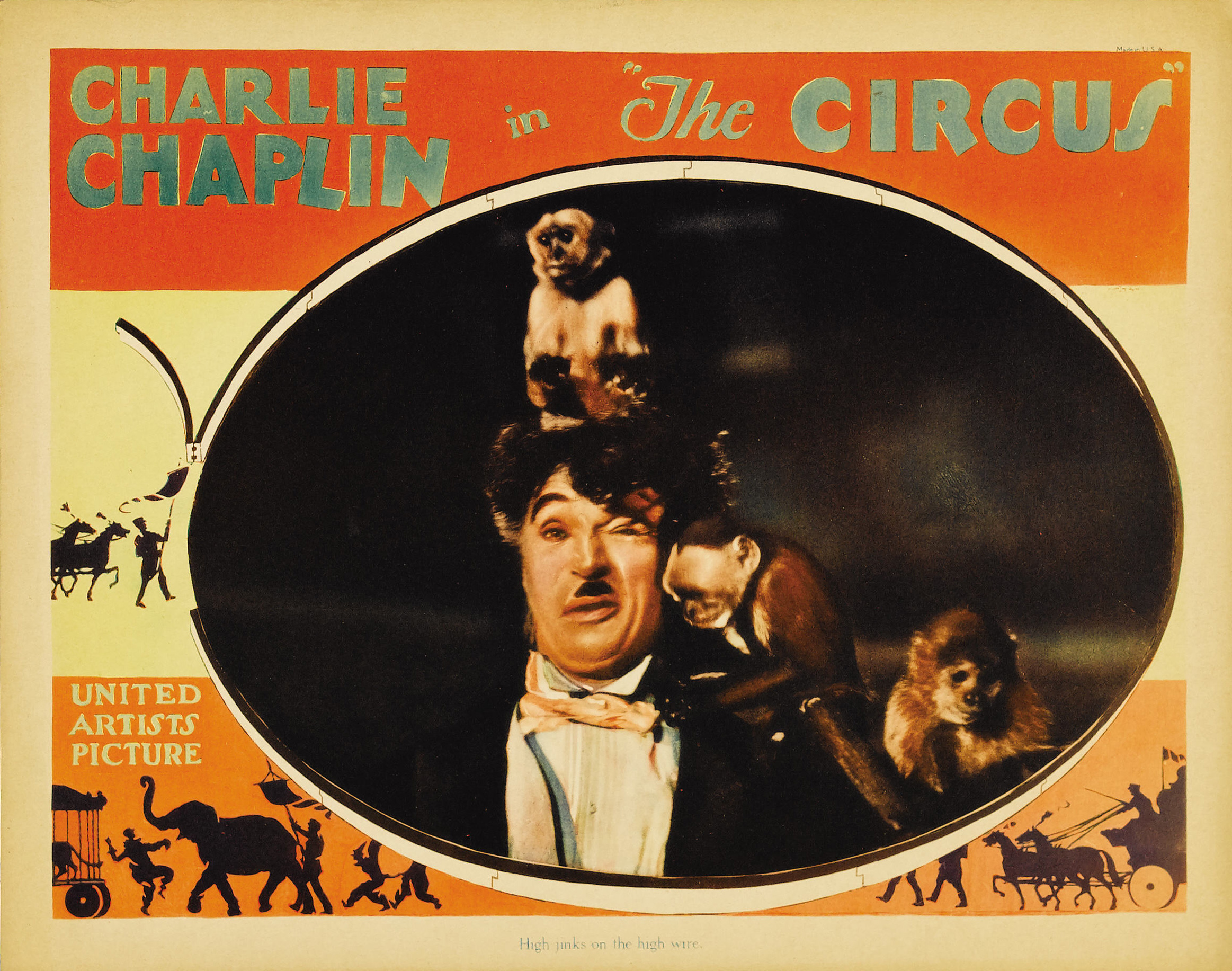 Poster - Circus, The_02